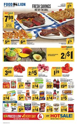 Food Lion catalogue ( 1 day ago )