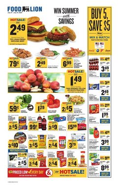 Food Lion deals in the Food Lion catalog ( Expires tomorrow)