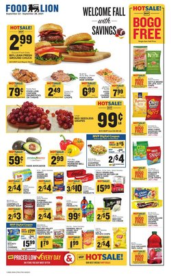 Food Lion deals in the Food Lion catalog ( 2 days left)