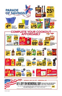 Kitchen linen deals in the Food Lion weekly ad in Sterling VA