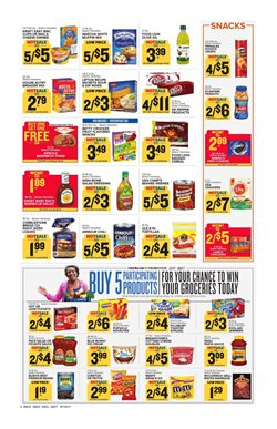 Starters deals in the Food Lion weekly ad in Sterling VA