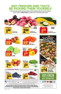 Potatoes deals in the Food Lion weekly ad in Sterling VA