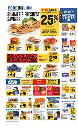 Grocery & Drug deals in the Food Lion weekly ad in Sterling VA