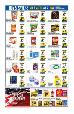 Bathroom linen deals in the Food Lion weekly ad in Sterling VA