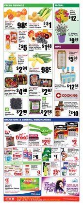 Baby wipes deals in the H-E-B weekly ad in Humble TX