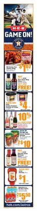 Games deals in the H-E-B weekly ad in Galveston TX