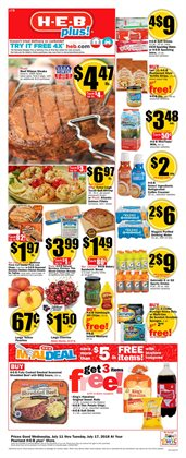 Games deals in the H-E-B weekly ad in Pearland TX