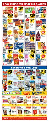Budweiser deals in the H-E-B weekly ad in Humble TX