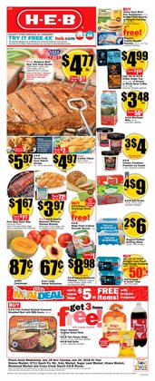 Games deals in the H-E-B weekly ad in Katy TX