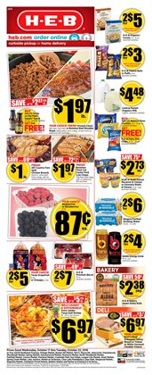 Games deals in the H-E-B weekly ad in Humble TX