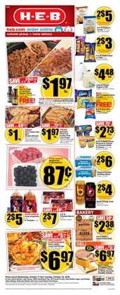 Games deals in the H-E-B weekly ad in Sugar Land TX