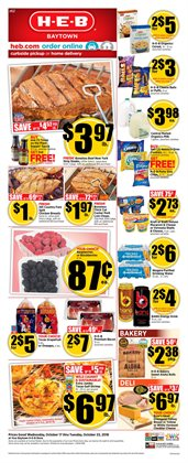 Games deals in the H-E-B weekly ad in Pasadena TX