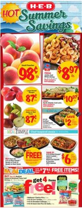 Grocery & Drug offers in the H-E-B catalogue in Pasadena TX ( 3 days left )