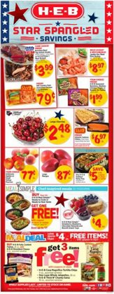 Grocery & Drug offers in the H-E-B catalogue in Waco TX ( 2 days left )