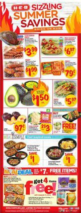 Grocery & Drug offers in the H-E-B catalogue in Sugar Land TX ( 1 day ago )