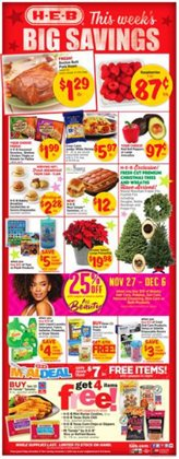 Grocery & Drug offers in the H-E-B catalogue in Dickinson TX ( 2 days left )