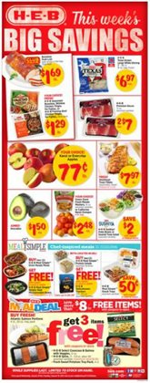 Grocery & Drug offers in the H-E-B catalogue in College Station TX ( Expires tomorrow )