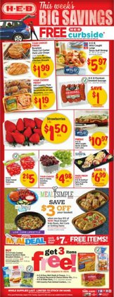 Grocery & Drug deals in the H-E-B catalog ( 1 day ago)
