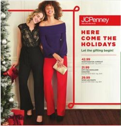 JC Penney deals in the East Lansing MI weekly ad