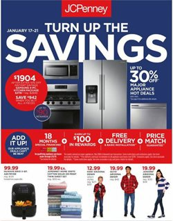 Department Stores deals in the JC Penney weekly ad in Reseda CA