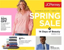 Department Stores deals in the JC Penney weekly ad in Kansas City MO