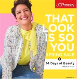 Department Stores deals in the JC Penney weekly ad in Bothell WA