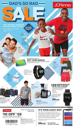 Department Stores deals in the JC Penney weekly ad in Van Nuys CA