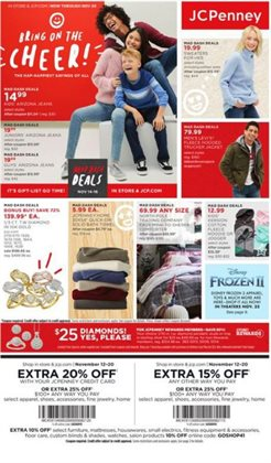 Country Club Mall deals in the JC Penney weekly ad in Cumberland MD