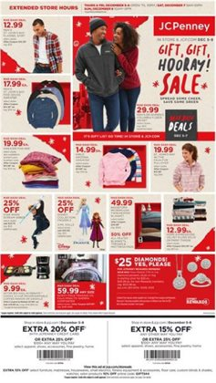 Department Stores deals in the JC Penney weekly ad in Sugar Land TX