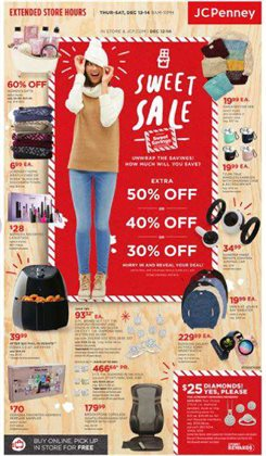 Department Stores deals in the JC Penney weekly ad in Green Bay WI