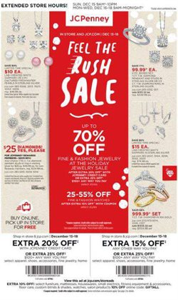Department Stores deals in the JC Penney weekly ad in Port Charlotte FL