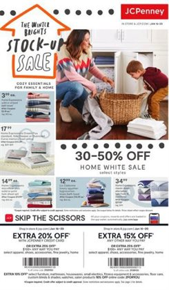 Department Stores deals in the JC Penney weekly ad in Los Angeles CA