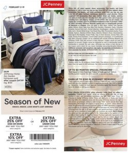 Department Stores offers in the JC Penney catalogue in Brockton MA ( Expires tomorrow )
