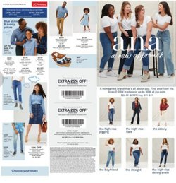 Department Stores offers in the JC Penney catalogue in Conway AR ( Expires today )