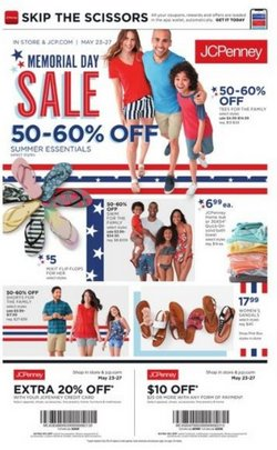 JC Penney catalogue Country Club Mall in Cumberland MD ( Expires tomorrow )