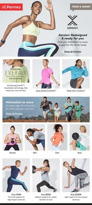 Department Stores offers in the JC Penney catalogue in Toms River NJ ( 10 days left )