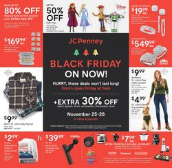 Department Stores offers in the JC Penney catalogue in Stone Mountain GA ( 3 days left )