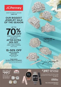 Department Stores deals in the JC Penney catalog ( 4 days left)