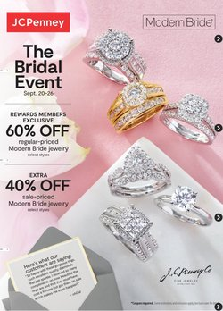 Department Stores deals in the JC Penney catalog ( 2 days left)