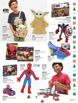 LEGO deals in the JC Penney catalog ( 24 days left)