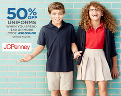 JC Penney deals in the Antioch CA weekly ad