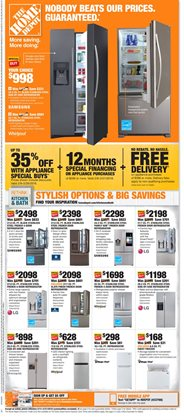 Home Depot deals in the Stone Mountain GA weekly ad