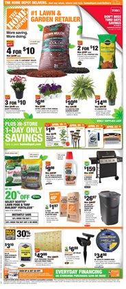 Tools & Hardware deals in the Home Depot weekly ad in Los Angeles CA