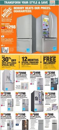 Home Depot deals in the Oklahoma City OK weekly ad