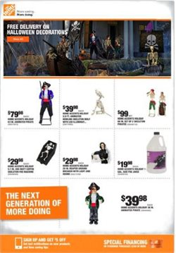 Home Depot deals in the San Antonio TX weekly ad