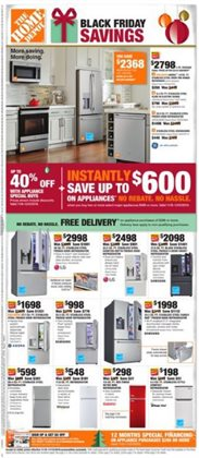 Home Depot deals in the Tyler TX weekly ad