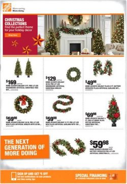 Home Depot deals in the Escondido CA weekly ad