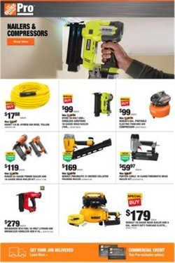 Home Depot deals in the Alhambra CA weekly ad