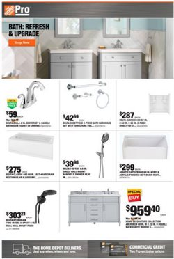 Home Depot deals in the San Francisco CA weekly ad