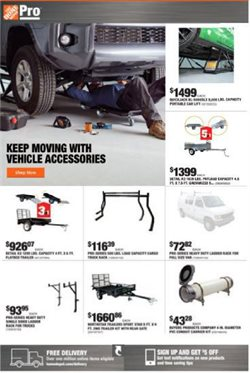 Home Depot catalogue in Tyler TX ( 1 day ago )